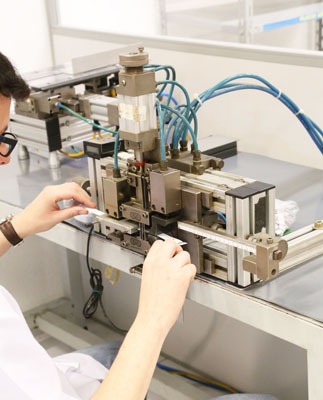 <b>Electronic Production</b><br>Where Presys products are produced, it is through production that the raw material and different products are transformed through an industrial process.