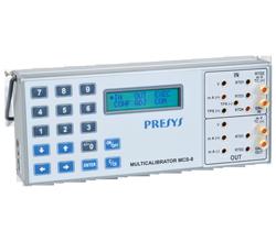 Multicalibrador para Instrumentación - MCS-8