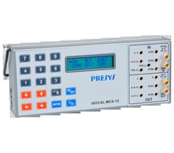 Calibrador Universal para Instrumentación - MCS-12