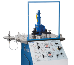 Workstation for Pressure Safety Valves Testing - PSV
