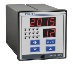 Digital Multi-Point Indicator - DMY-2015-PB Energy