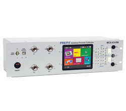 Universal Process Calibrator - MCS-XV-RM<br>Rack Mounting Version