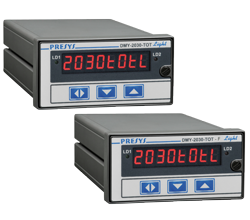 Process Indicator and Totalizer - DMY-2030-TOT-Light