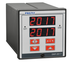 Dual Pressure Indicator - DMY-2017