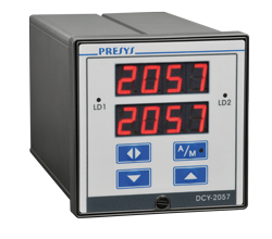 Dual Pressure Controller DCY-2057